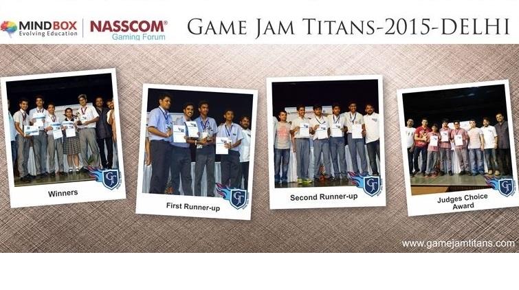 GJT-2015 Winners Delhi