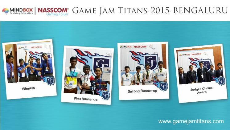 GJT-2015 Winners Bengaluru