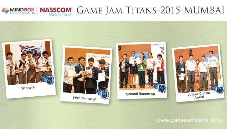 GJT-2015 Winners Mumbai