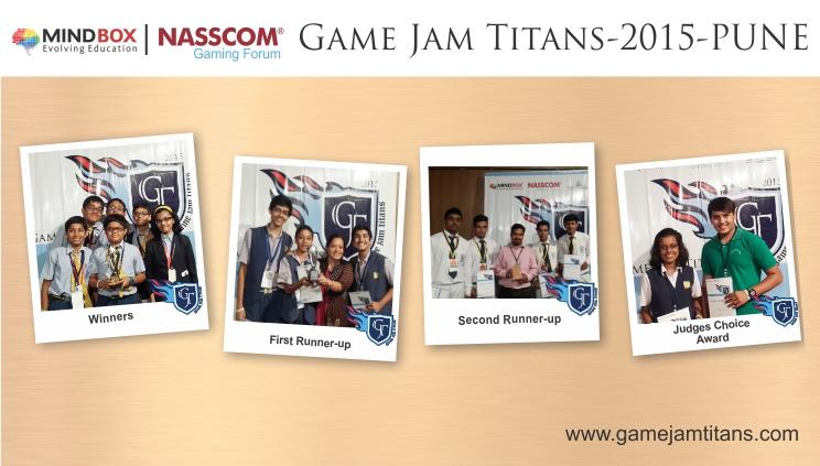 GJT-2015 Winners Pune